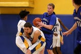 Gervais High School boys basketball fell to Western Christian, 79-23, in Gervais on Friday, Feb. 1, 2019.