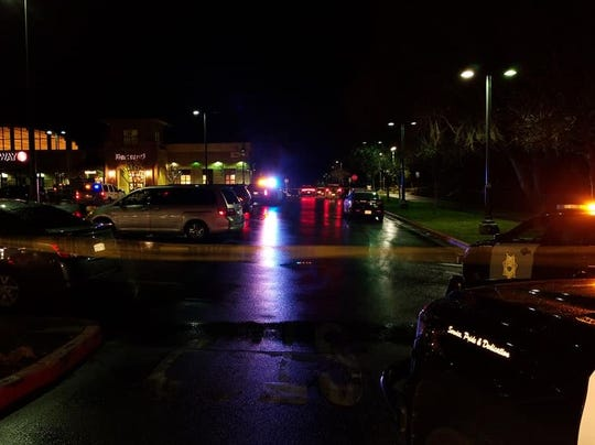 Salinas police were involved in an officer-involved shooting at the Safeway on Constitution Boulevard Friday.