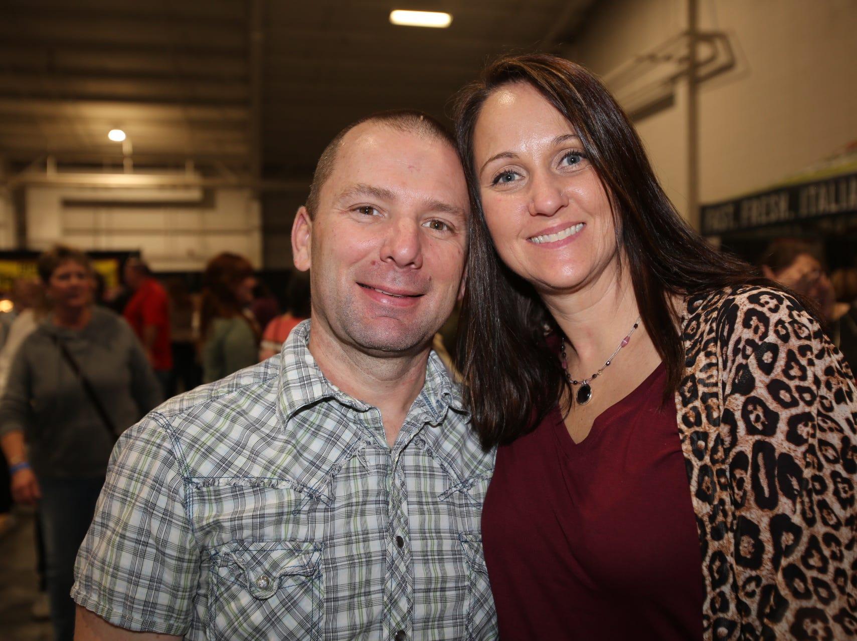 Dean and Christi Ulrich