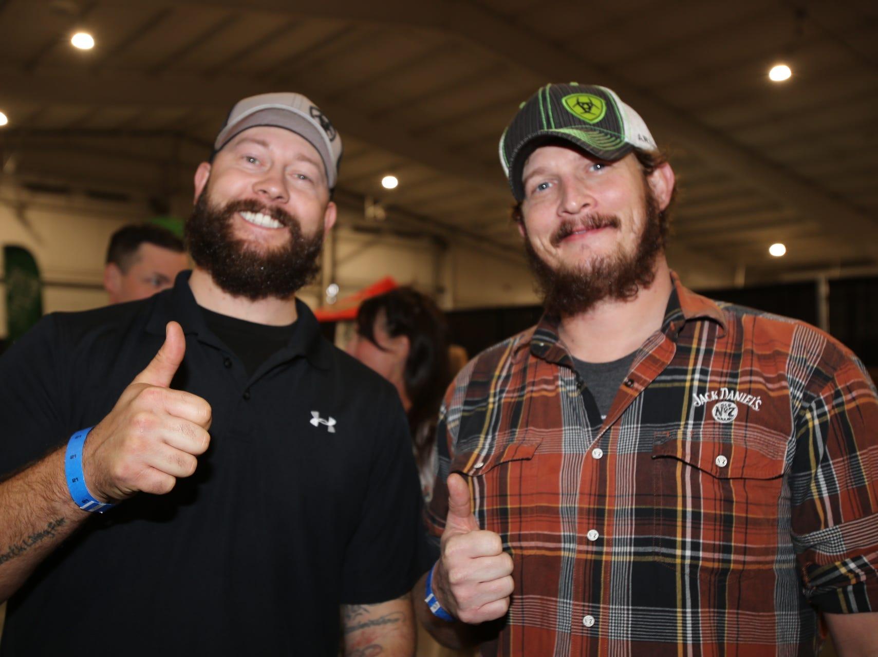 John Smith and Brett Elsasser