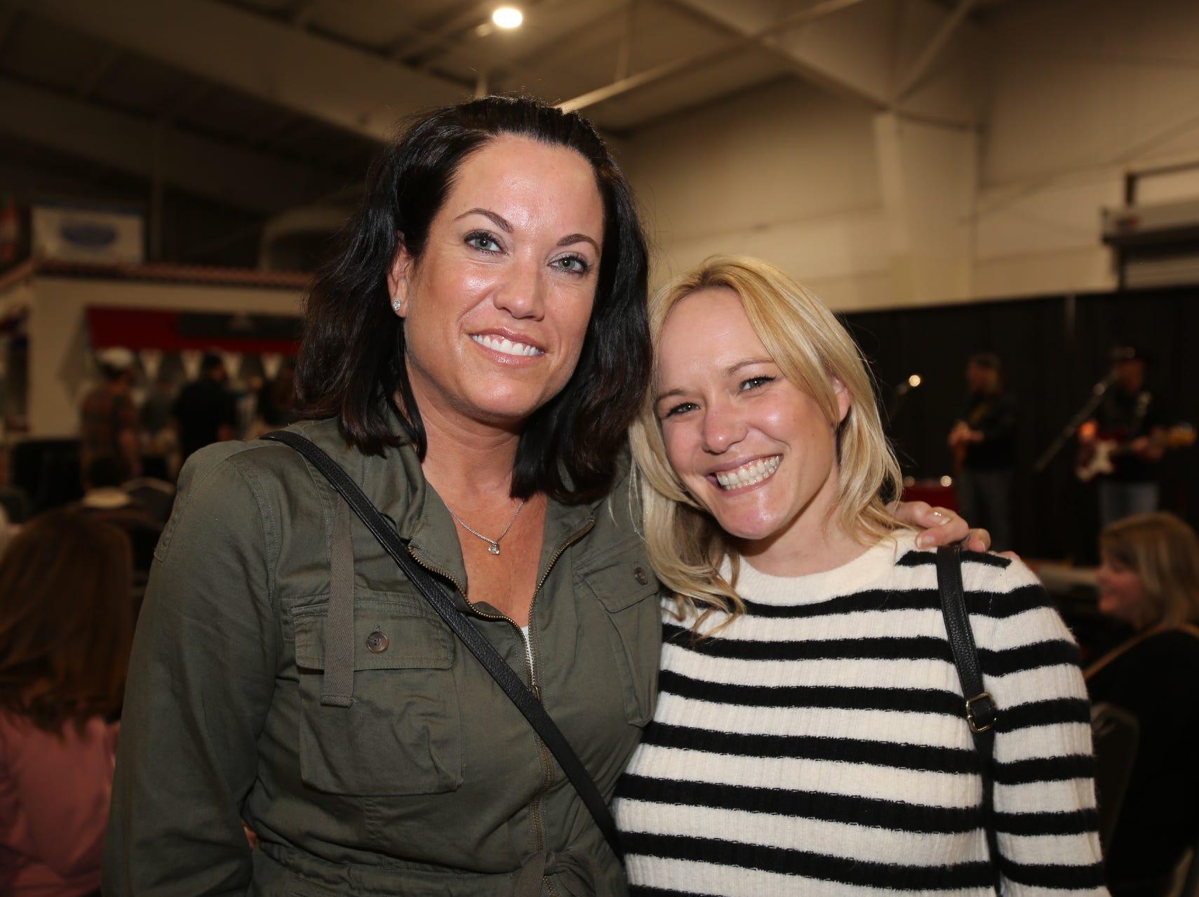 Shay and Laura Baker