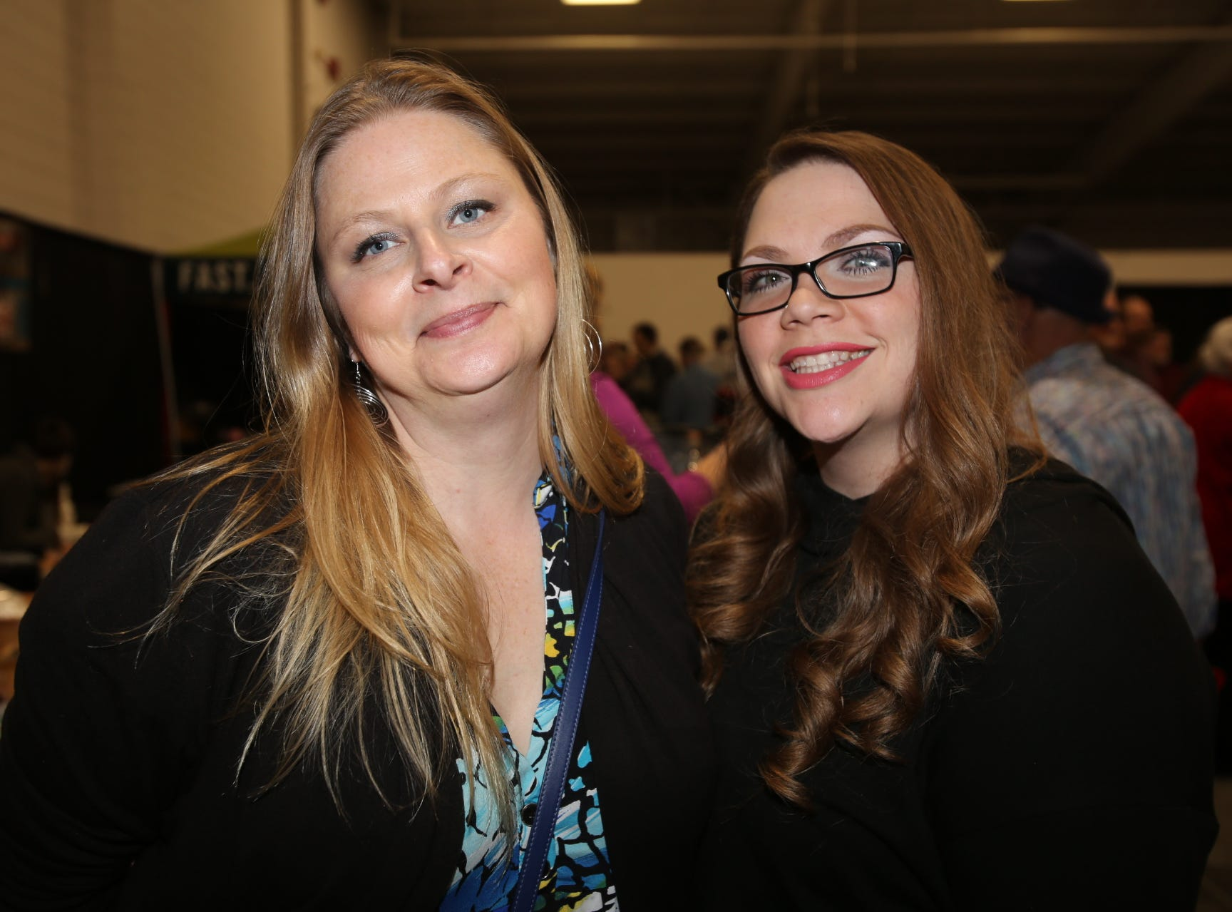 Ame Morgan and Donna Kern