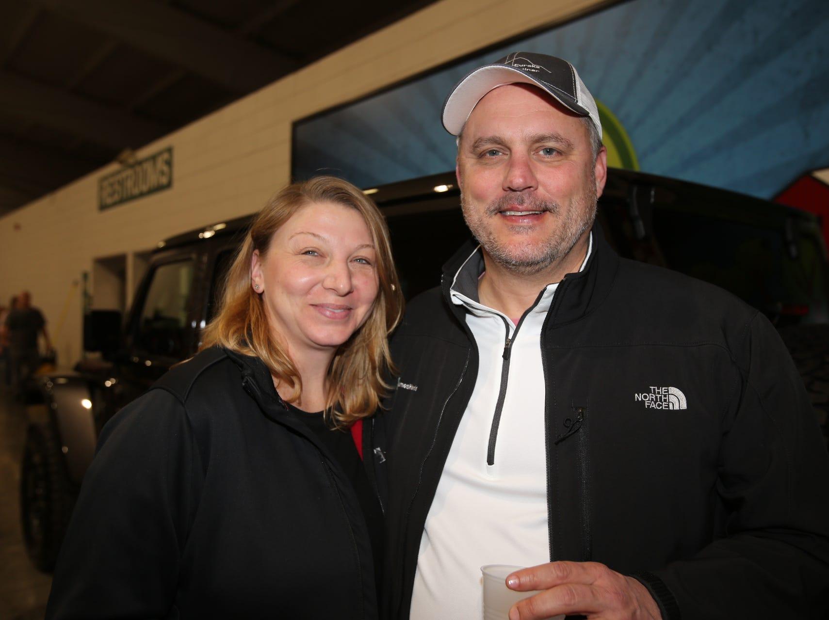 Jennifer and Tom Wall