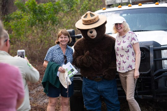 The Wildland Fire Expo is noon to 5 p.m. Saturday at the George E. LeStrange Preserve, 4911 Ralls Road, Fort Pierce.
