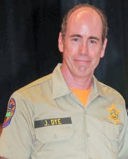 Jeff Dye, 50, of Thousand Oaks, was killed Saturday morning along Interstate 5 while he was traveling with a search-and-rescue team to a training session.