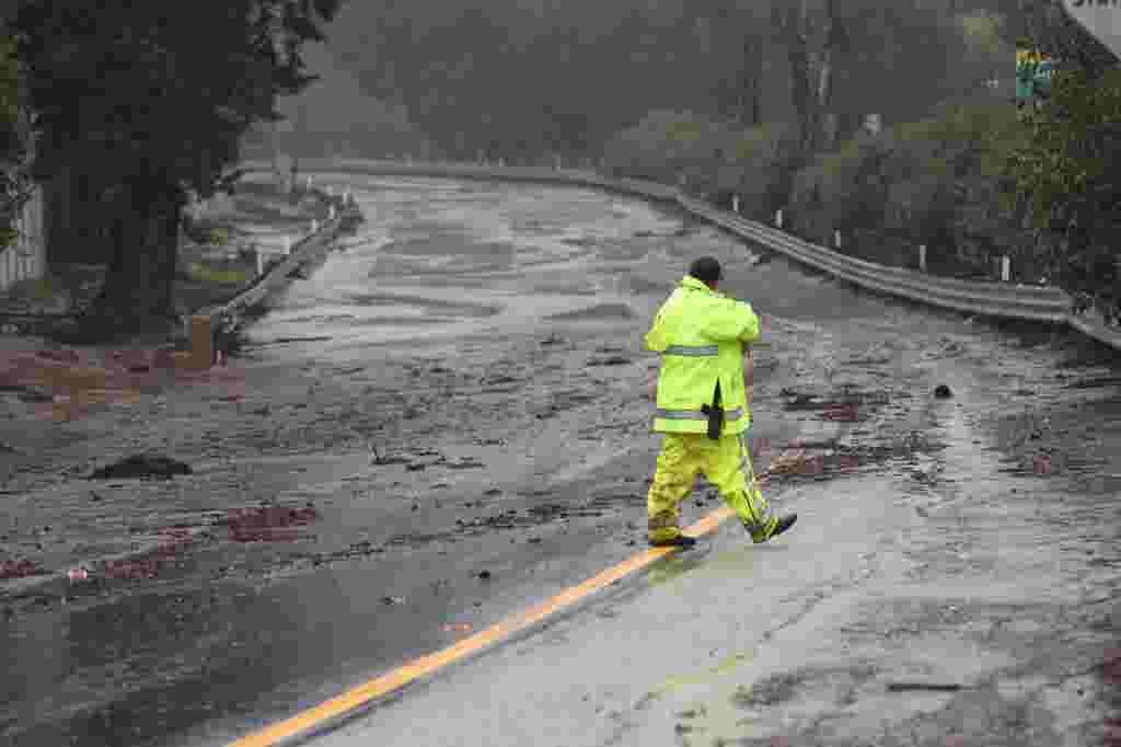 See how storm lashed Ventura County region