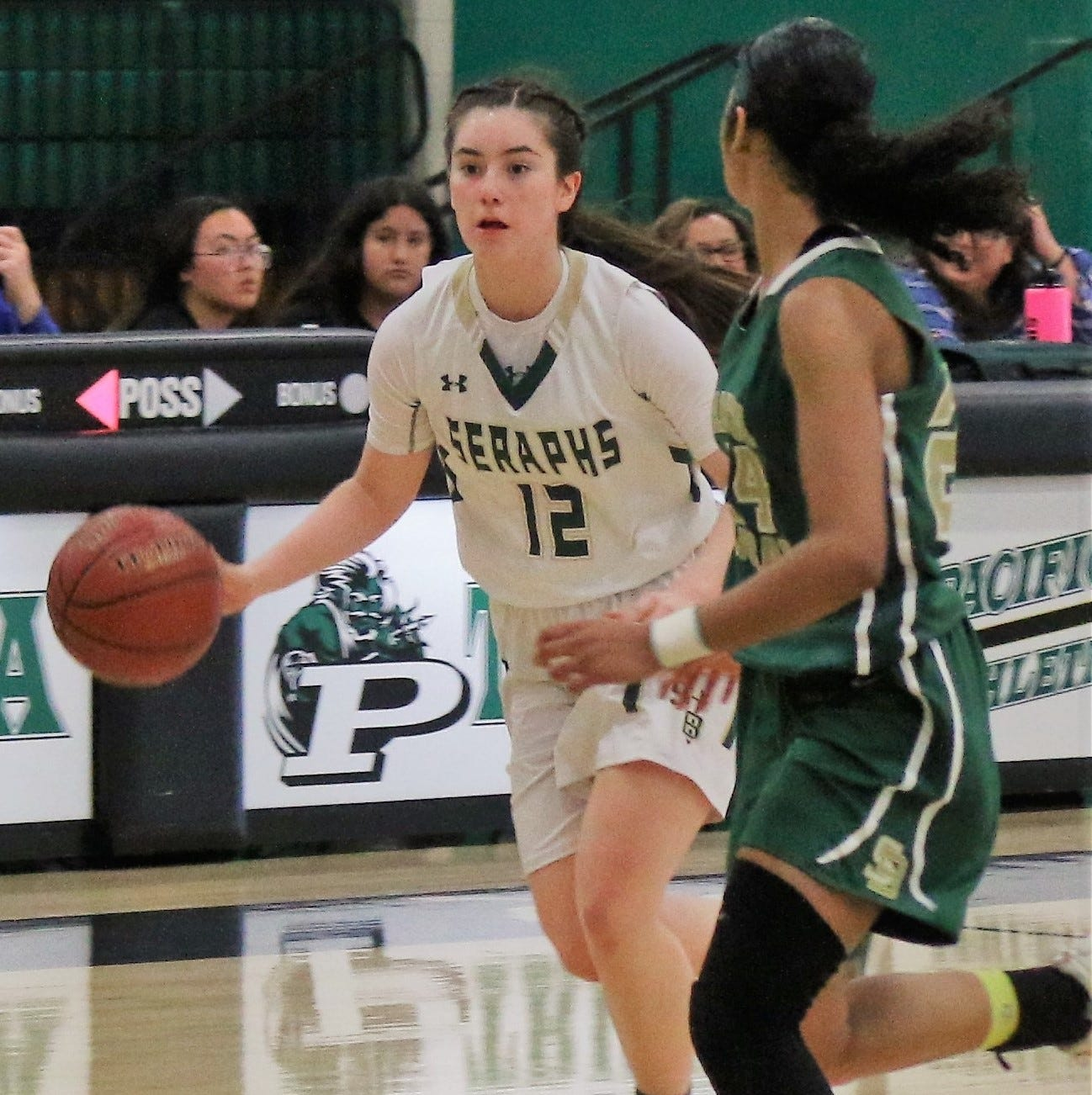 Top-seeded St. Bonaventure headed to CIF-SS Division 3A girls basketball semifinals