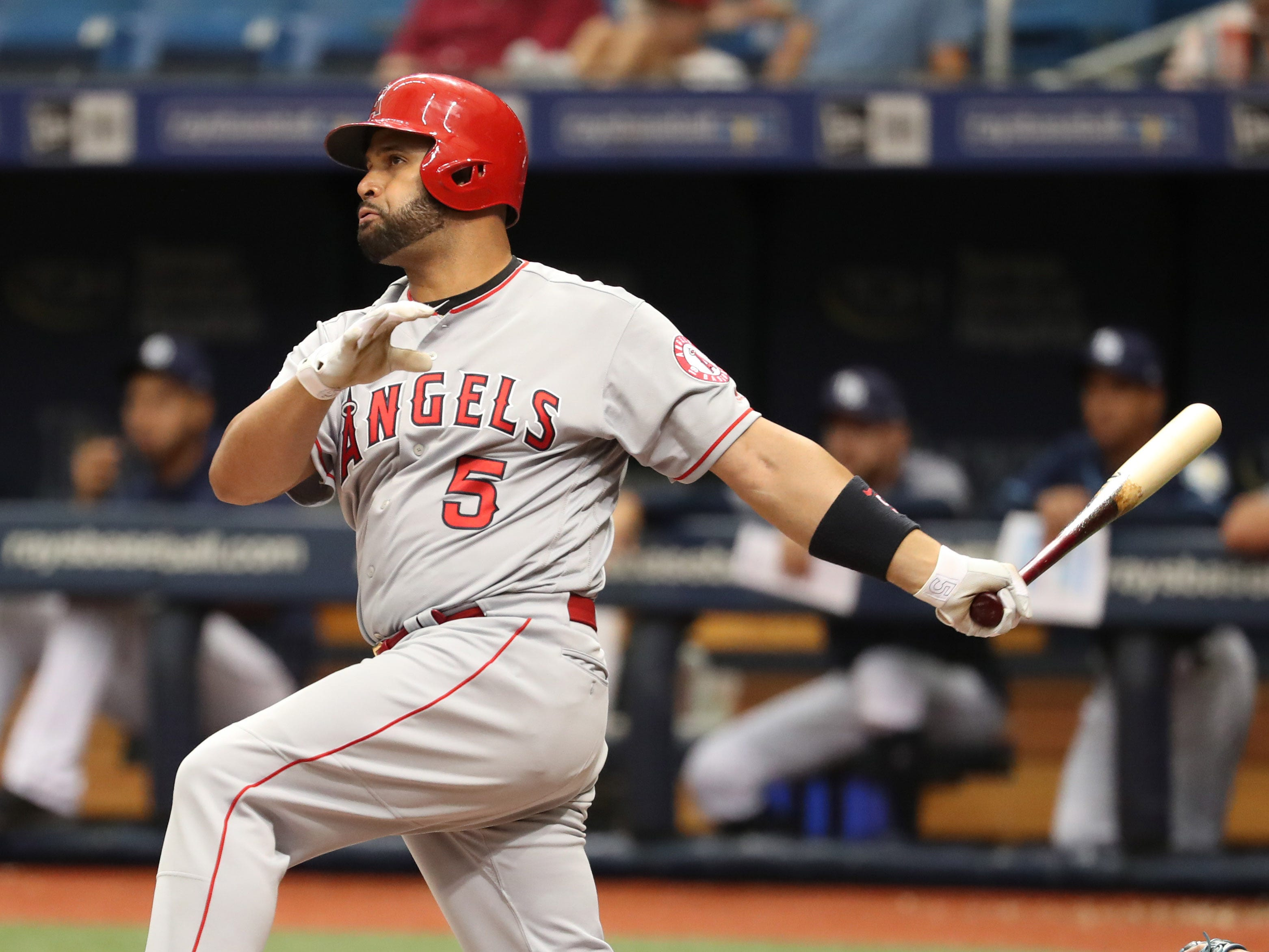1b/DH Albert Pujols, Angels: $28,000,000