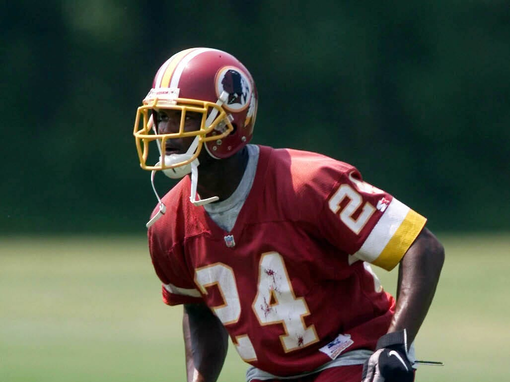 Champ Bailey, who was drafted by the Redskins before being traded to the Broncos, was a multi-time Pro Bowler at both stops. In all he played in 12 Pro Bowls and was named an all-pro three times.