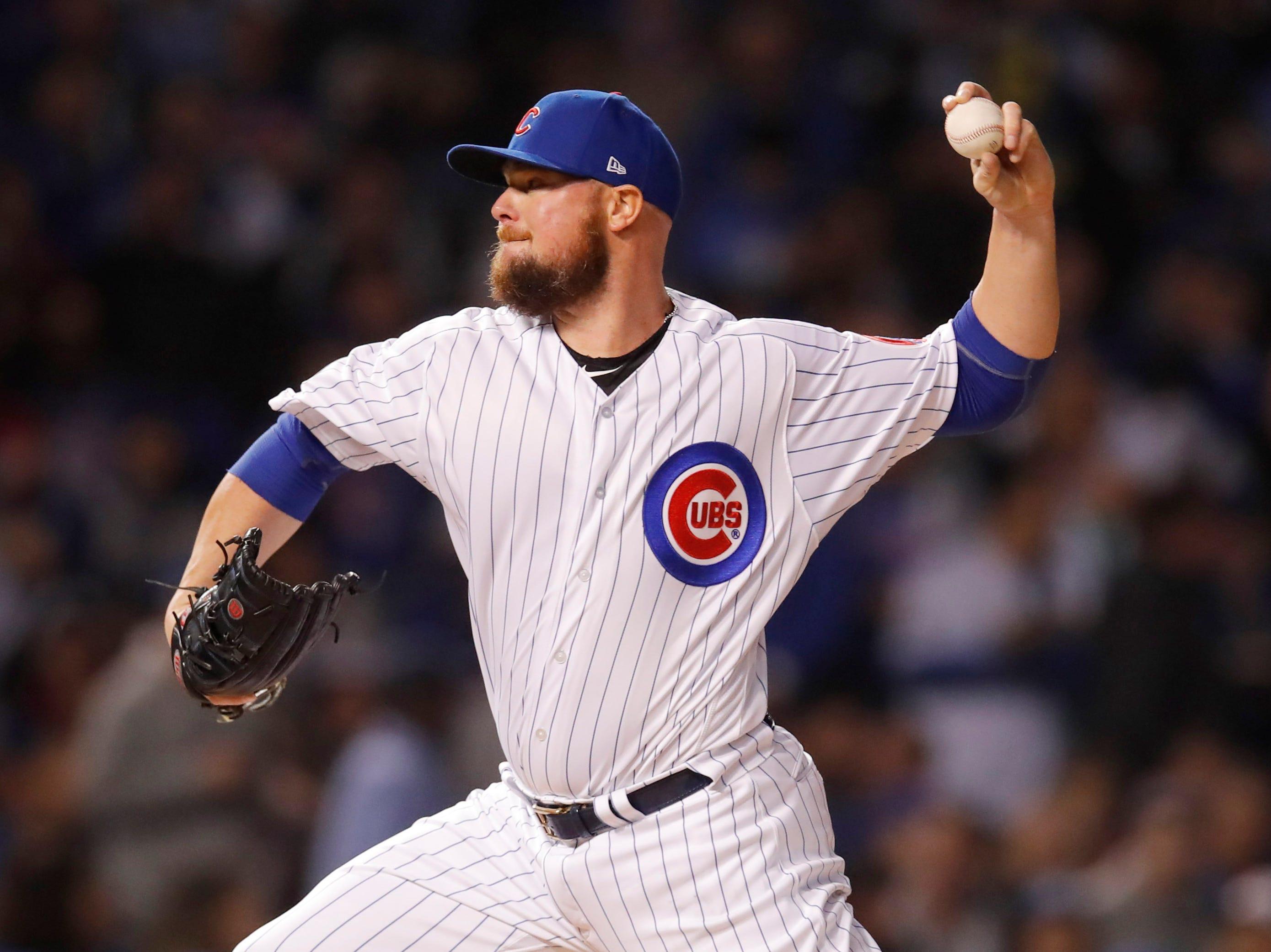 LHP Jon Lester, Cubs: $27,500,000