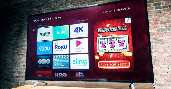 The 2017 TCL S Series is on sale