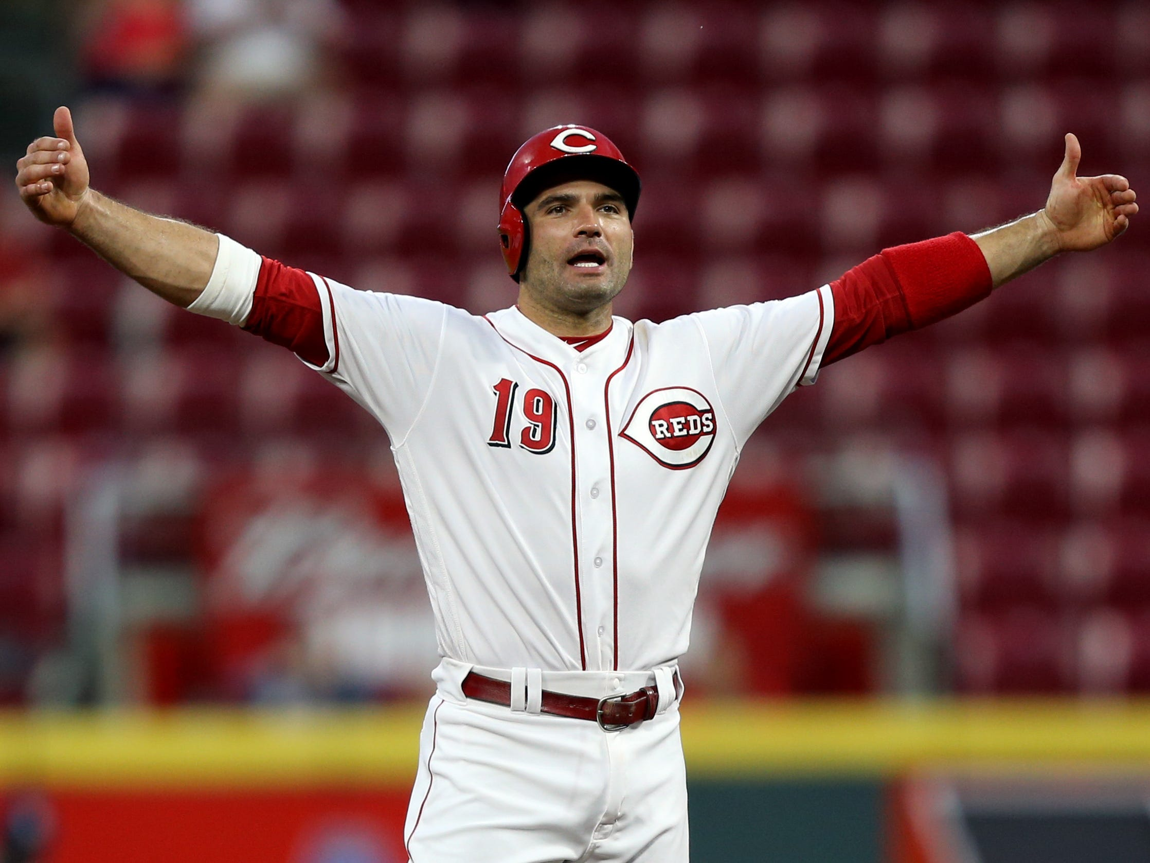 1B Joey Votto, Reds: $25,000,000