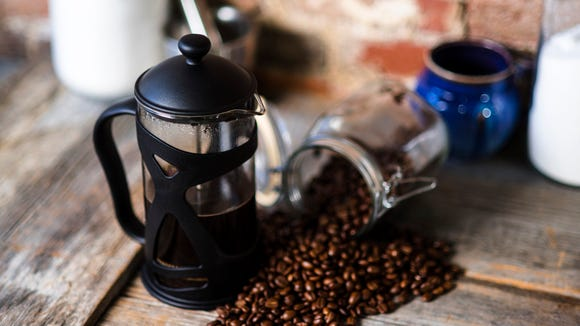 Up your coffee game in a big way with this device.