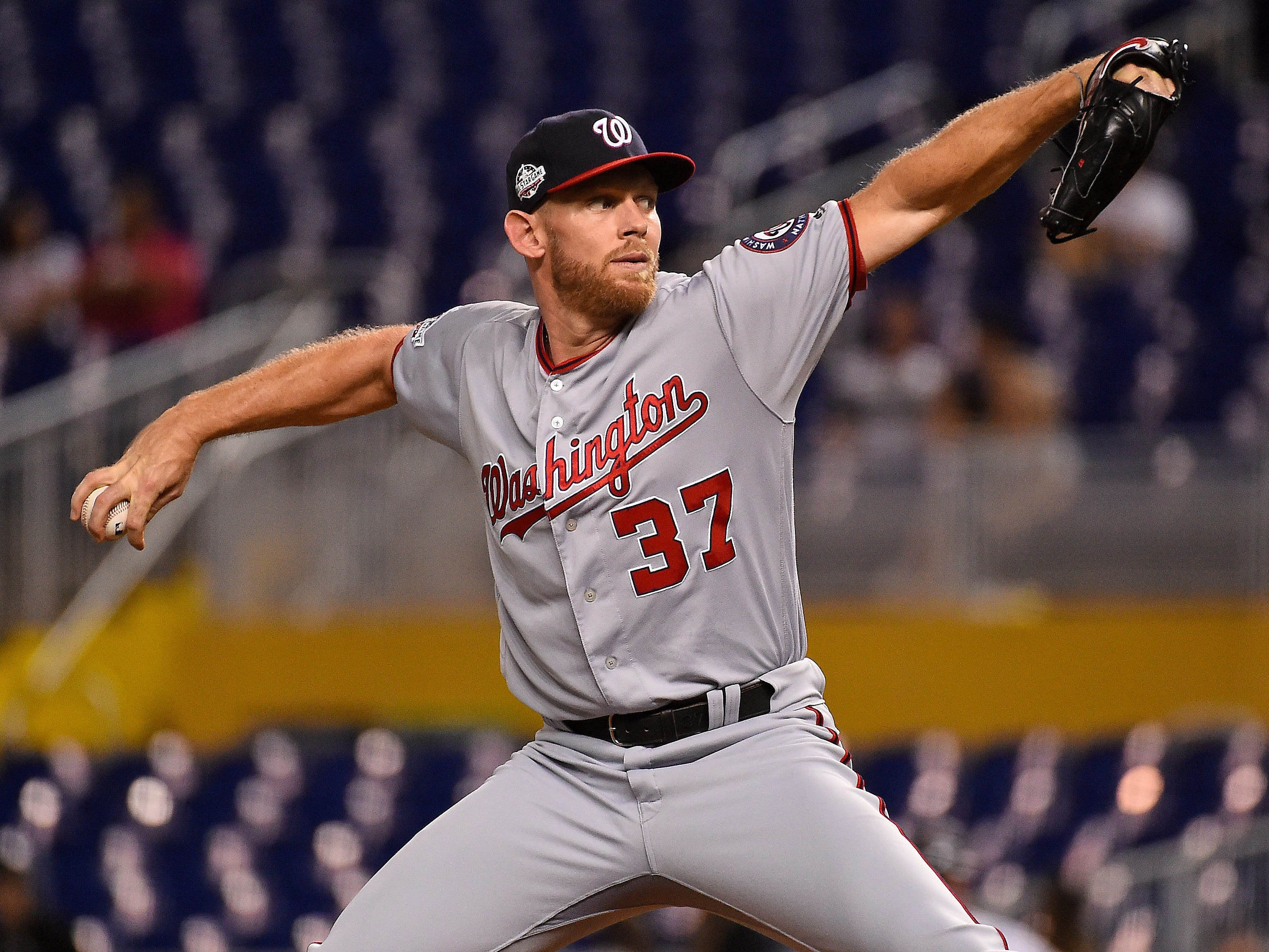 RHP Stephen Strasburg, Nationals: $36,428,571