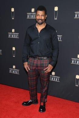 Deon Cole attends the 8th Annual NFL Honors at The Fox Theatre on February 02, 2019 in Atlanta, Georgia.