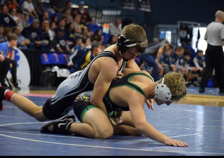 Robbinsville fell in the 1A state dual team championships on Saturday