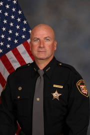 Lt.. Nick DeRose, a 22-year veteran of the Clermont County Sheriff's Office, was transported to University Hospital after he was shot in the ankle. He was treated and released.