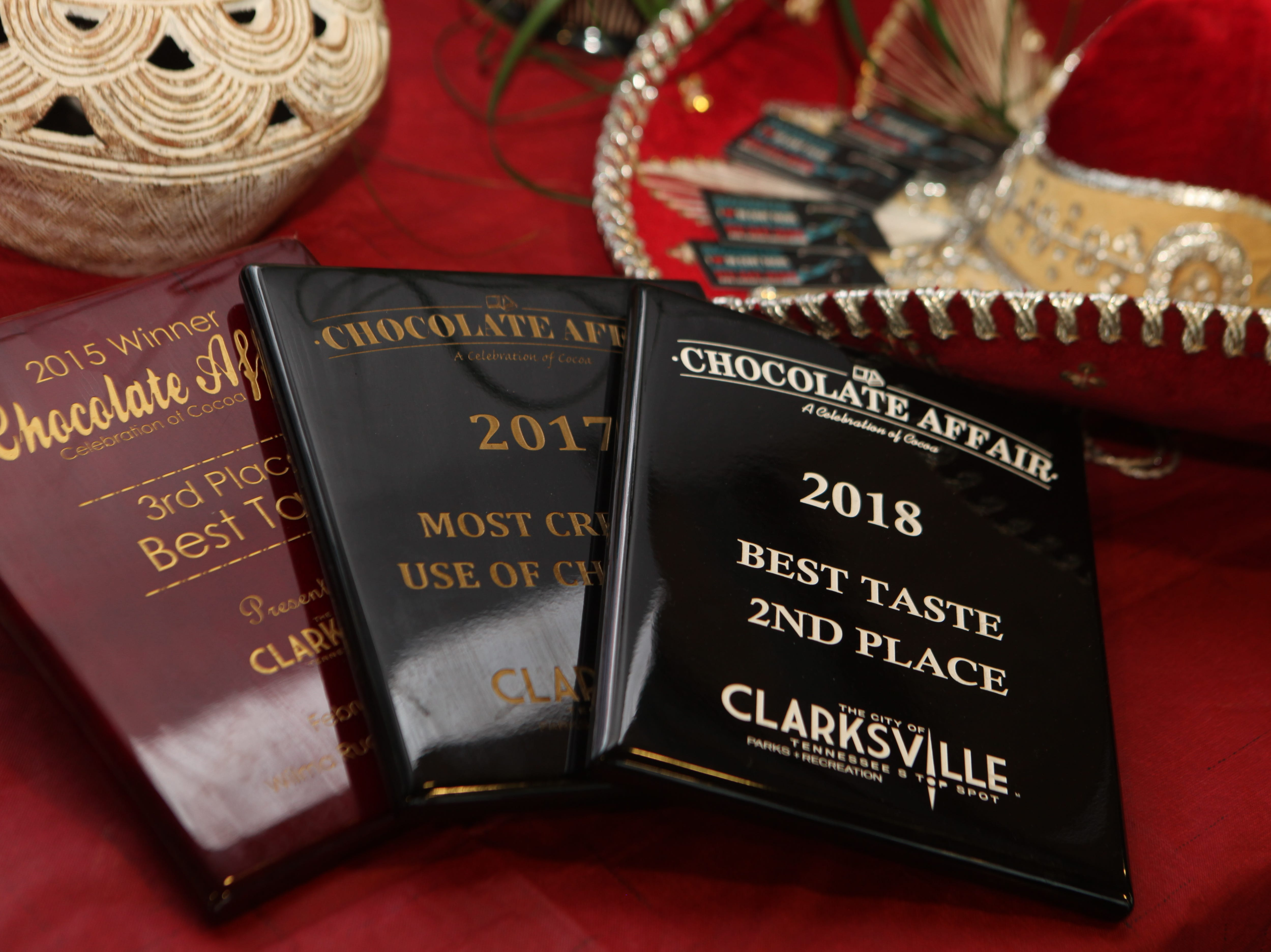 Clarksville Parks & Rec hosted its 7th Annual Chocolate Affair this weekend at Wilma Rudolph Event Center. The sold-out event saw hundreds of guests enjoying chocolate creations from more than a dozen local and national vendors.