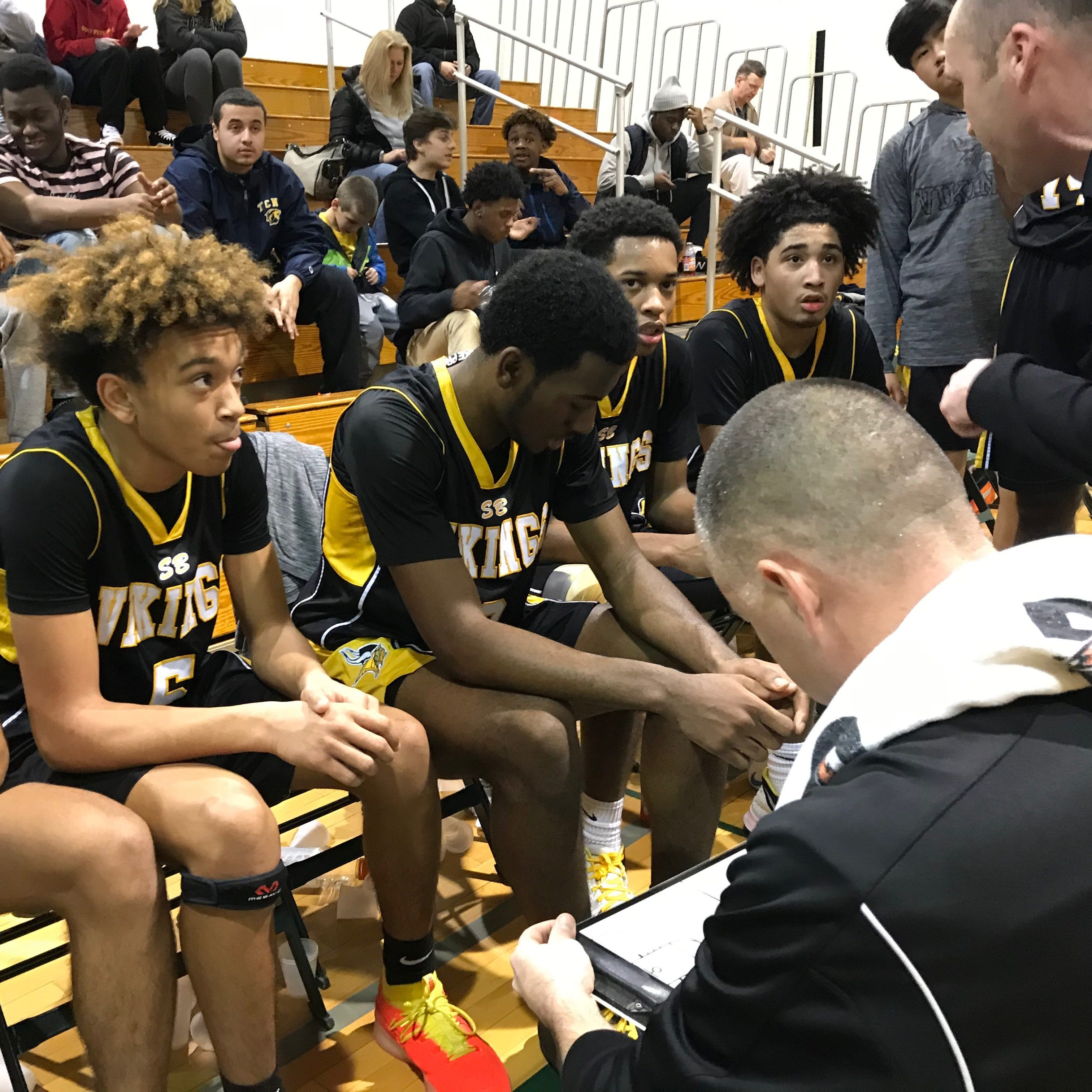 Boys Basketball: South Brunswick bouncing back from rough start