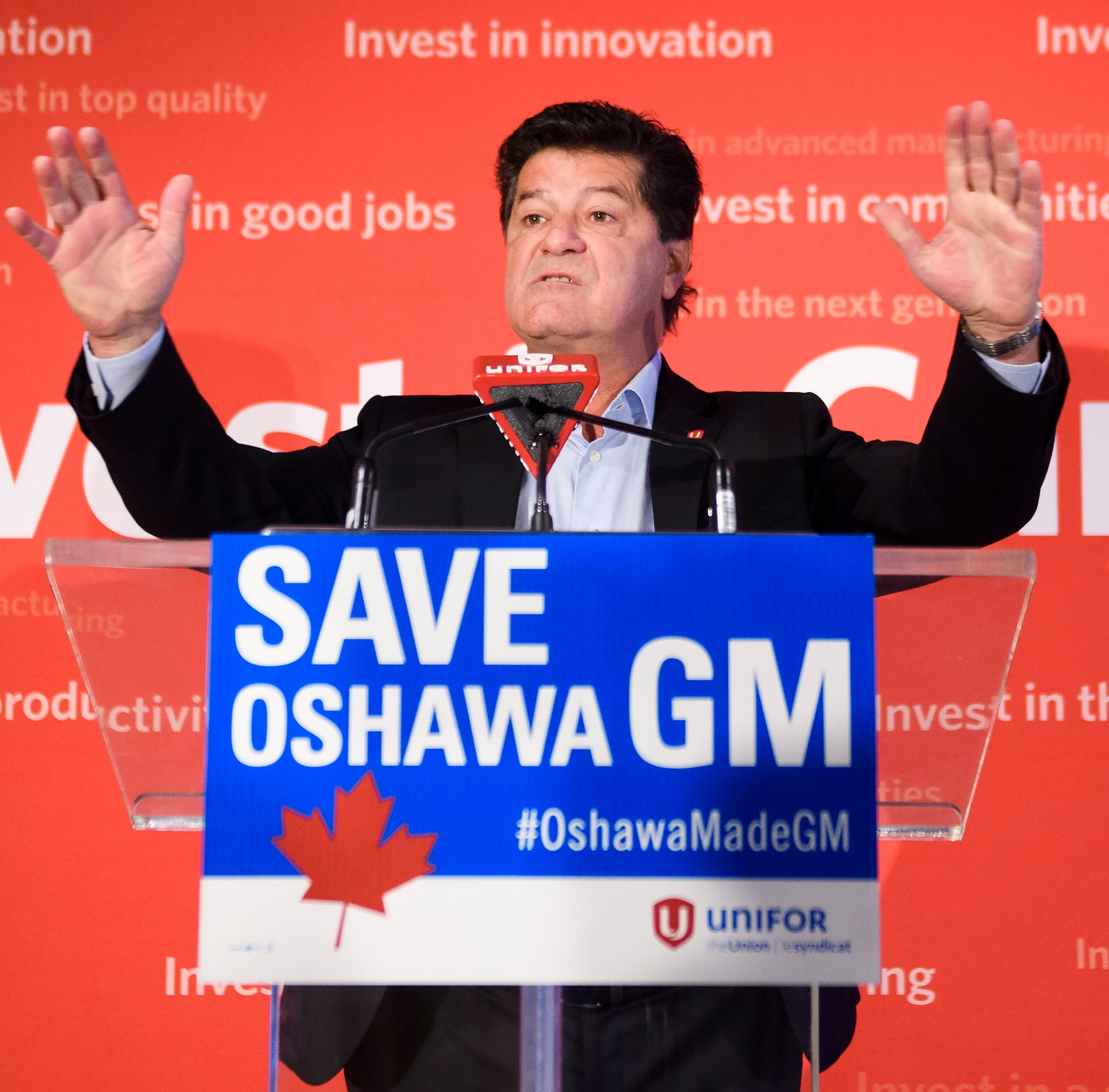 GM details benefits it will offer Canadian union workers at Oshawa