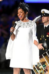 Gladys Knight returns to her Motown stomping grounds for a show at the newly named Aretha Franklin Amphitheatre on Aug. 11.