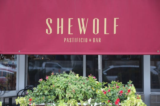 SheWolf Pastificio & Bar is located at 458 Selden in Detroit's Cass Corridor/Midtown neighborhood.