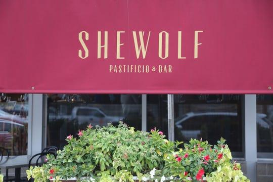 SheWolf Pastificio & Bar is located at 458 Selden in Detroit's Cass Corridor/Midtown neighborhood.