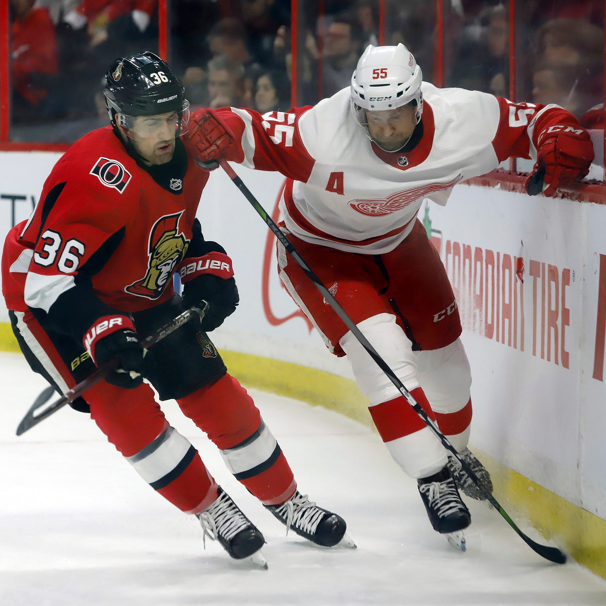 Detroit Red Wings' Niklas Kronwall still 'Kronwalling' at age 38