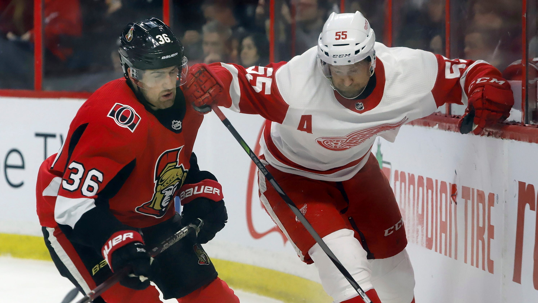 99f265fc472 Detroit Red Wings  Niklas Kronwall still  Kronwalling  at age 38