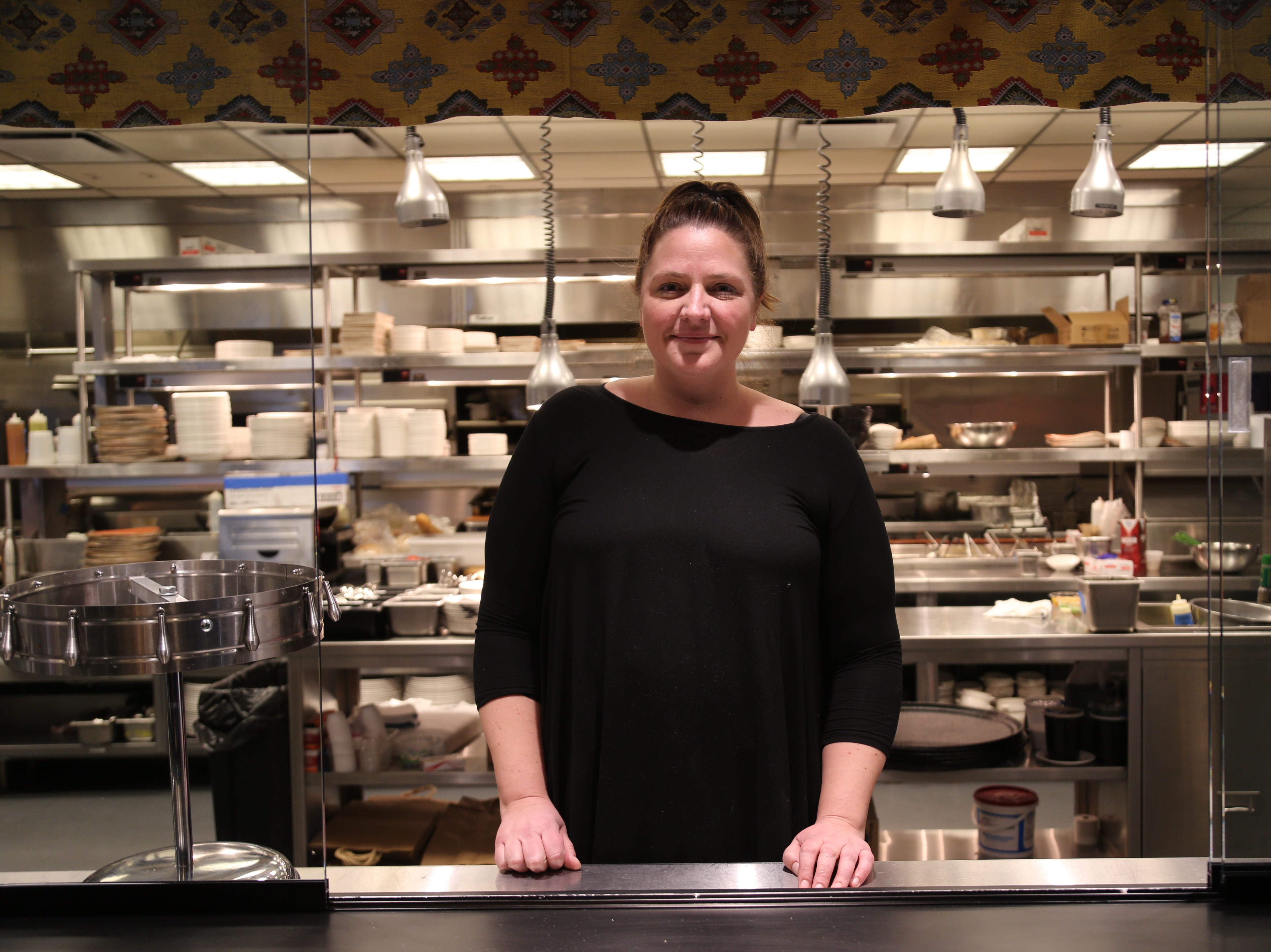 Emmele Herrold is the executive chef at Hazel, Ravines & Downtown in Birmingham.