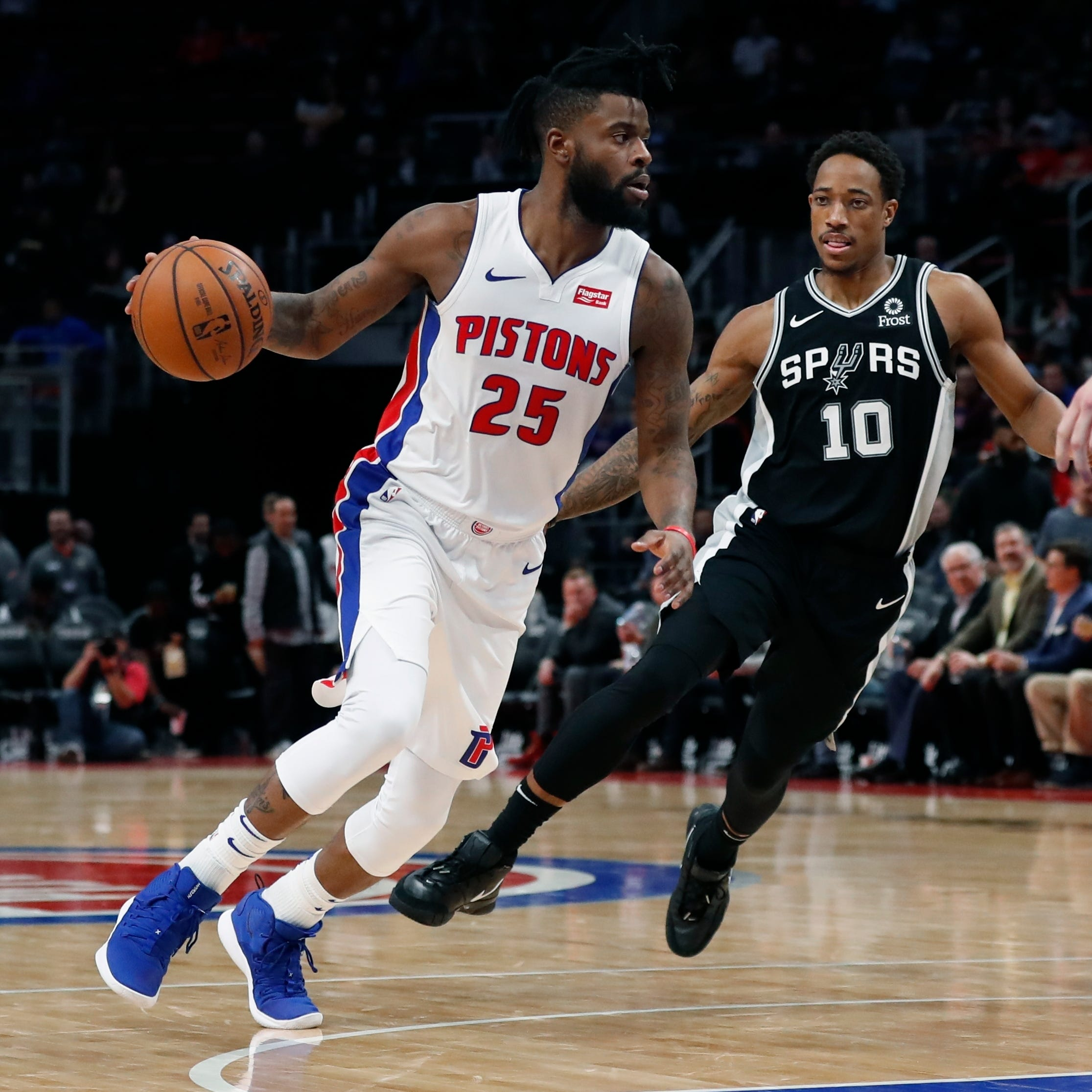 The Monday Drive: Pistons must settle on course of action as rumors emerge
