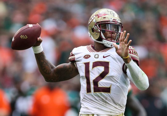 Florida State quarterback Deondre Francois has been kicked off the team.
