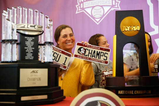 After wining a national title in 2018, Florida State head coach Lonni Alameda is hopeful that her program will continue rising towards new heights this season.