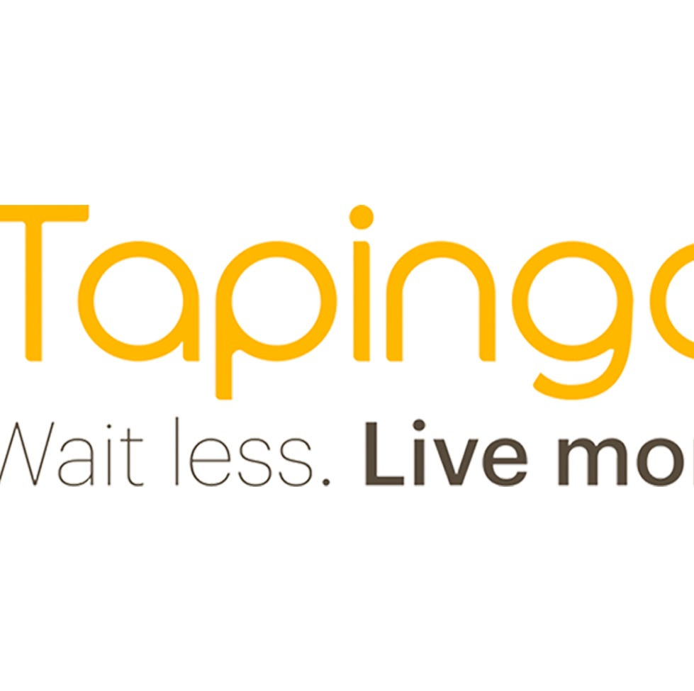 The convenience of using Tapingo