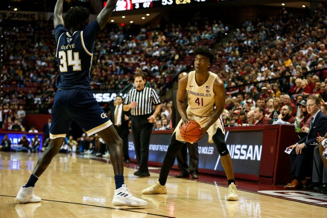 Senior guard Terance Mann has provided a noteworthy spark for the Florida State men's basketball team.