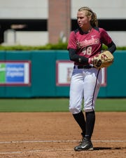 After posting 26-6 record last year, Florida State redshirt senior pitcher Meghan King will lead the Seminoles rotation once again this season.