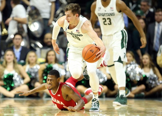 Matt McQuaid has played a key role filling in for the injured Joshua Langford.