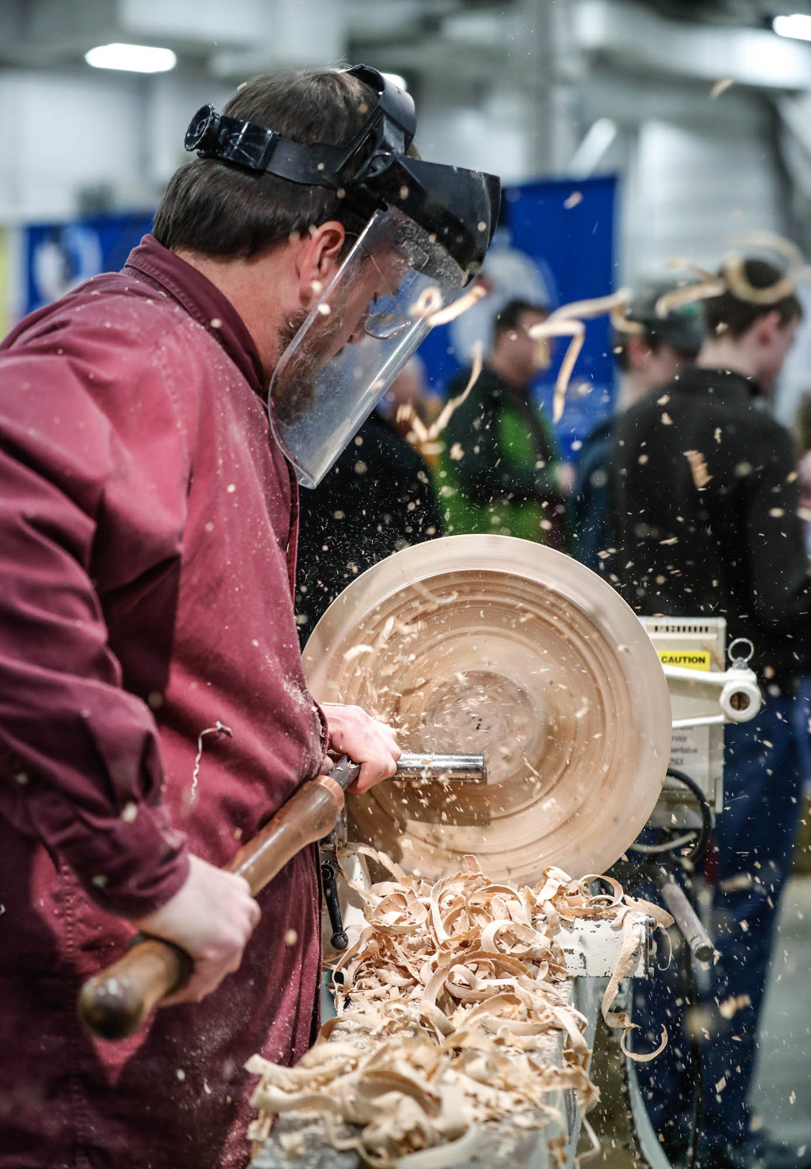 Wood Working Shows return to the Indiana State Fairgrounds
