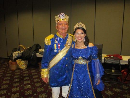 John Zuschlag and Lisa Harrell
