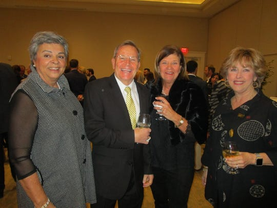 Marcelle Langlinais, Bill Claiborne, Lydia Cloninger and Shira Pfister