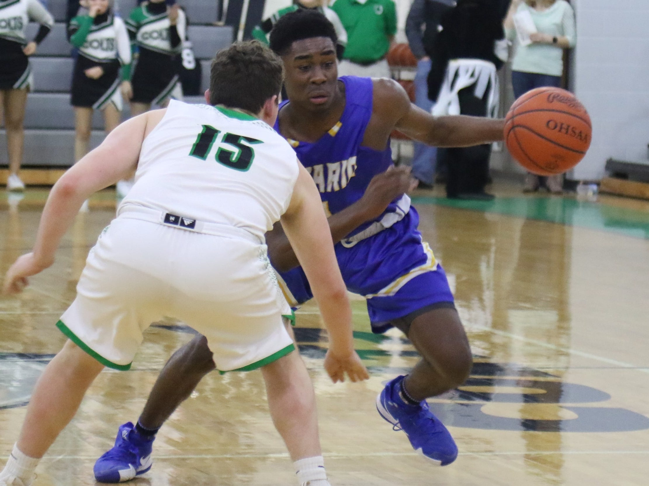 GALLERY: Ontario 61, Clear Fork 52
