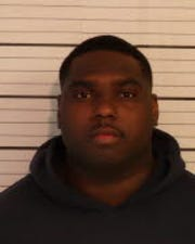 Memphis police officer Michael Moore, 23, was arrested and charged with assault. He has been relieved of duty pending an investigation.