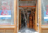 The recent warmup from subzero temperatures is causing havoc to water pipes including at the former Red Buddha Lounge on North Milwaukee Street.