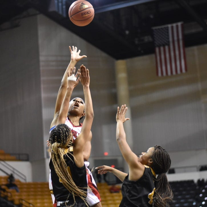 Senior send-off: Lady Tigers top Texas Southern in SWAC tourney quarterfinals