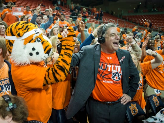 76721237 MAILBAG: What does the future hold for Auburn men's basketball?