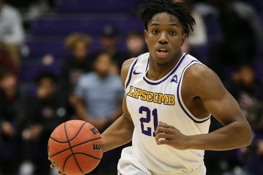 Lipscomb's Kenny Cooper had 16 points and six assists in Saturday's win over North Alabama at Allen Arena.