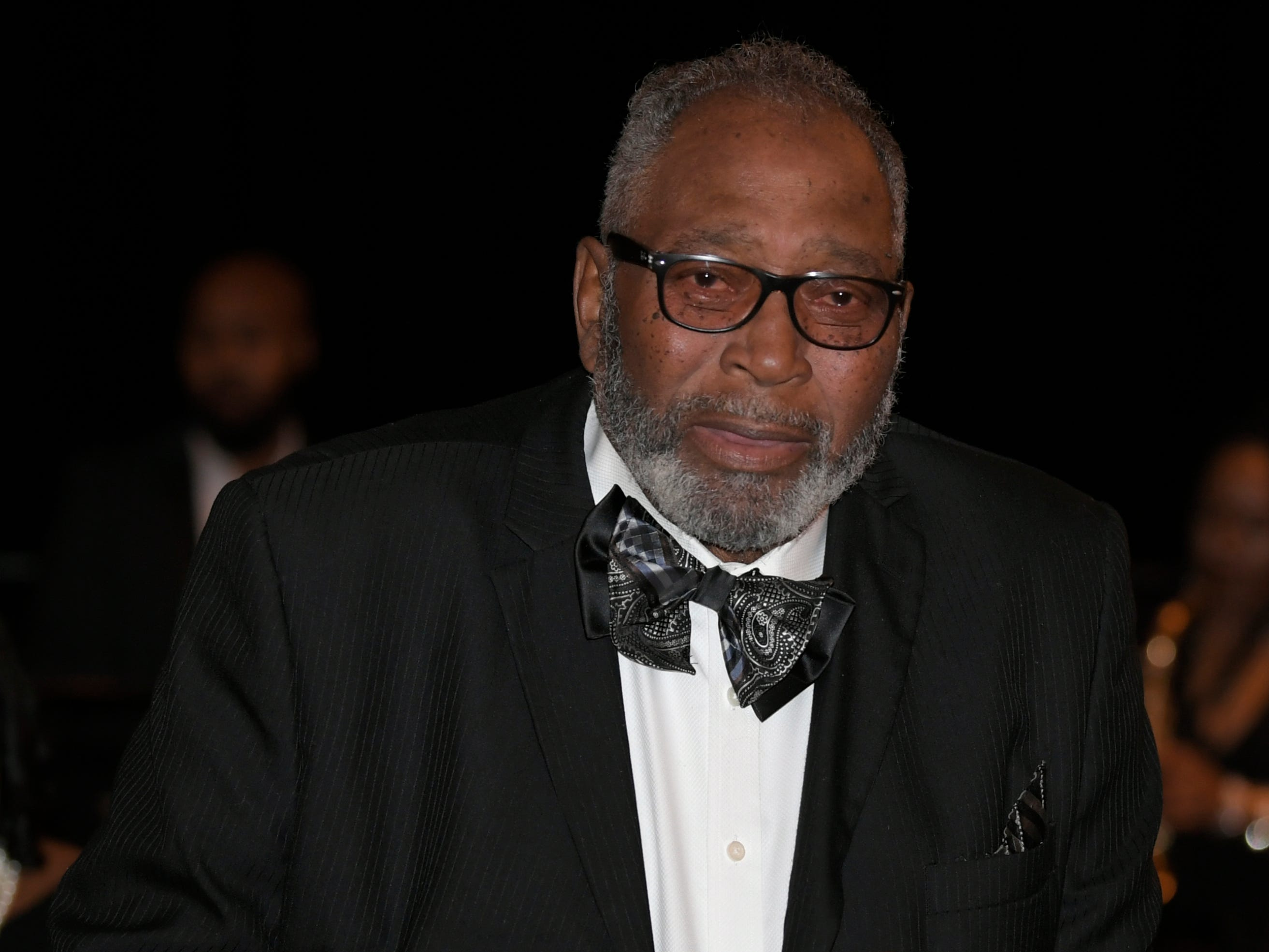 John Holt was honored at the African American Heritage Society's 18th Annual Black Tie Affair at the Embassy Suites in Franklin on Sat., Feb. 2, 2019.