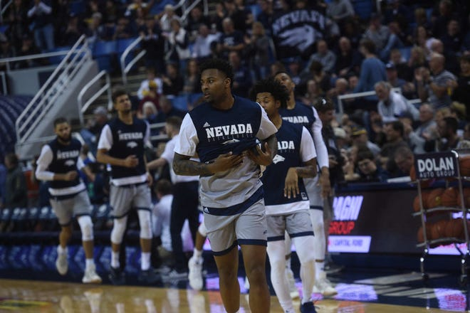 Nevada was projected as a No. 4 seed in the NCAA Tournament during Saturday's bracket preview show.