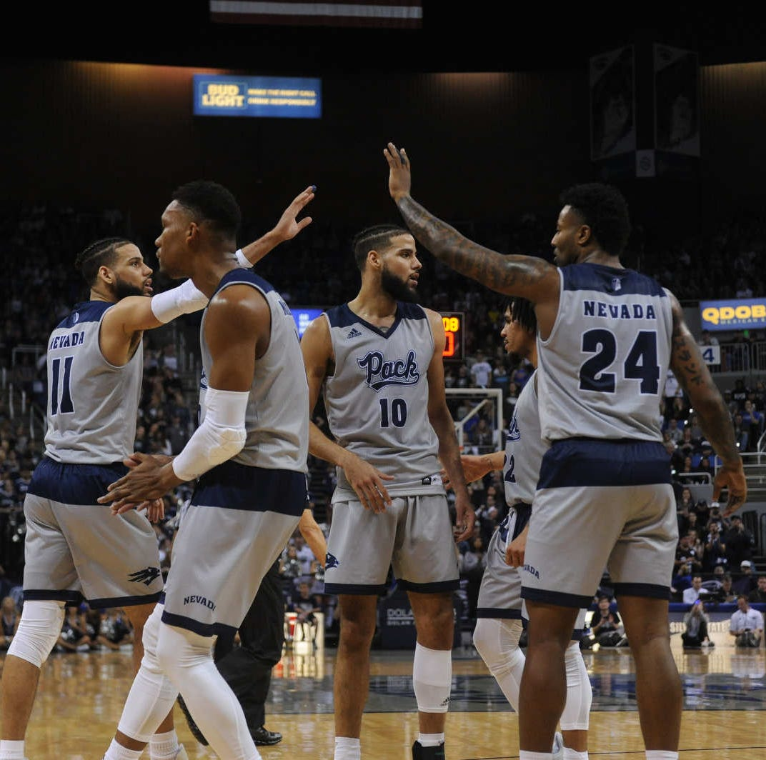 7x1K: Wolf Pack's unprecedented scoring machine has one more game at Lawlor