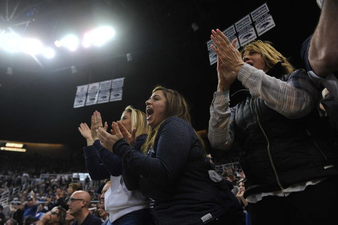 Lawlor Events Center is officially sold out for Saturday's visit from Fresno State.